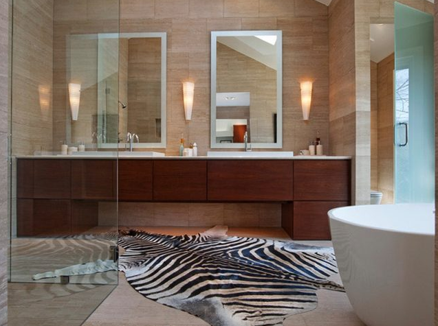 How to Choose Bathroom Accessories and Rugs
